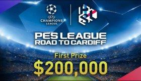 PES League: Road to Cardiff EU