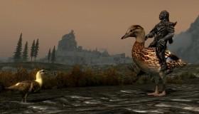 Mod του Skyrim σας επιτρέπει να καβαλήσετε κότες και άλλα πτηνά