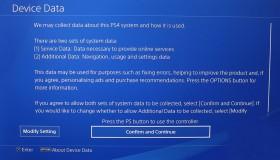 Η Sony συλλέγει δεδομένα από το browsing χρηστών στο PS4