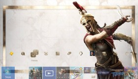 Assassin's Creed Odyssey PS4 theme για την Ελλάδα