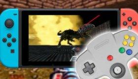 Όλα τα games του N64 μπορούν να χωρέσουν σε ένα game cartridge του Switch