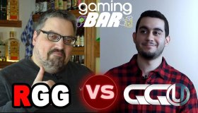 Gaming Bar 3: Ranting Greek Gamer vs Greek Gaming Universe