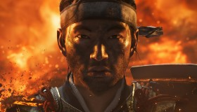 Ghost of Tsushima gameplay video