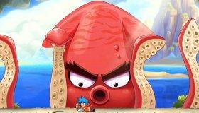 Το Monster Boy and the Cursed Kingdom έρχεται στα PS5 και Xbox Series X/S