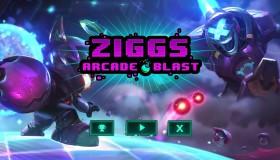 Ziggs Arcade Blast από την Riot Games