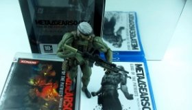 Metal Gear Solid 4: Guns of the Patriots: Limited Edition Unboxing