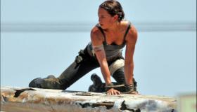 Ταινία Tomb Raider reboot