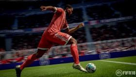 Fifa 18 patch για πάσες και τερματοφύλακες