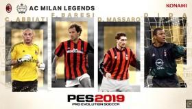 Pro Evolution Soccer 2019 Legends