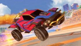 Rocket League: Salty Shores update