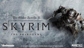 The Elder Scrolls V Skyrim: The Board game
