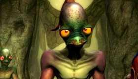 Oddworld: New 'n' Tasty στο PS Vita