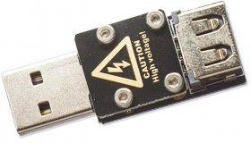 "USB Killer: Αμερικανός""έκαψε"" PCs και περιφερειακά αξίας 58.000 δολαρίων"