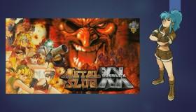 Το Metal Slug XX στο PS4