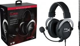 Kingston HyperX Cloud Pro Silver headset