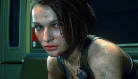 Resident Evil 3 Remake gameplay video