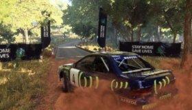 Η Codemasters βάζει μηνύματα για να μείνετε σπίτι στο DiRT Rally 2.0