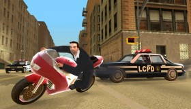 GTA: Liberty City Stories, Vice City Stories και Max Payne 2 στο PS4