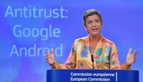 Πρόστιμο 4.34 δισεκατομμυρίων ευρώ στην Google από την Ευρωπαϊκή Επιτροπή