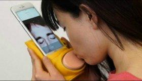 Kissenger: Φιληθείτε μέσω αξεσουάρ για iPhone