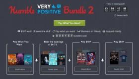 Humble Very Positive Bundle 2