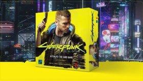 Cyberpunk 2077 Card game
