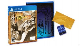 Retail έκδοση για το Grim Fandango Remastered