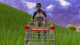 Παίκτης Fortnite δέχθηκε επίθεση από...shopping cart