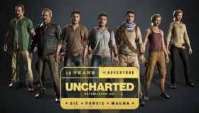 Η Naughty Dog γιορτάζει τα 10 χρόνια Uncharted