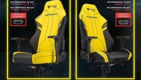 Gaming καρέκλα Cyberpunk 2077