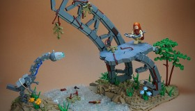 Horizon Zero Dawn Lego