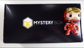 MysteryBox 2: Marvel