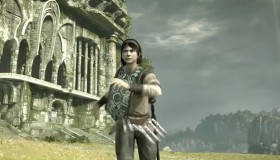 Shadow of the Colossus gameplay video