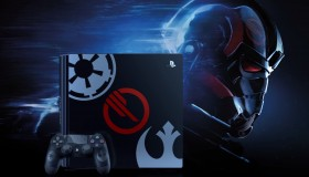 Star Wars Battlefront 2 PS4 Pro