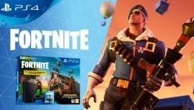 Fortnite PS4 Slim bundle