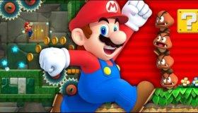 Το Super Mario Run σε Android κινητά