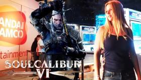 Παίζουμε SoulCalibur VI με τον Geralt