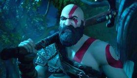 Ο Kratos στο Fortnite