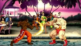Ultra Street Fighter II gameplay videos