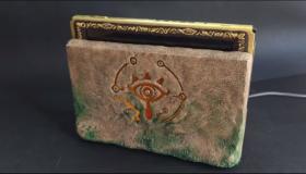 Switch με βάση το The Legend of Zelda: Breath of the Wild