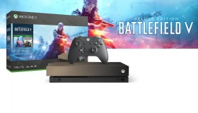 Xbox One Battlefield V bundles