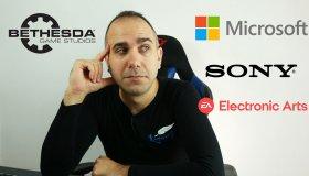 Editorial 23: Η εξαγορά της Bethesda από την Microsoft και οι μέχρι τώρα εξαγορές Sony, Microsoft και EA