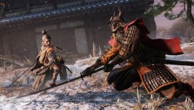 Παιζουμε το Sekiro: Shadows Die Twice