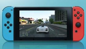 Φήμη για Grand Theft Auto V στο Nintendo Switch